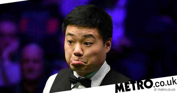 Ding Junhui slams 'unsafe and money-motivated' decision to allow fans at the Masters