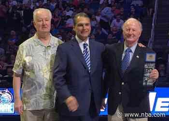Jimmy Hewitt, Orlando Magic Co-Founder, Passed Away on Sunday