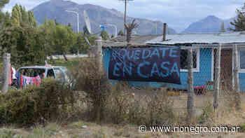 Coronavirus: Carreras pidió ayuda a los dirigentes barriales Bariloche - Diario Río Negro