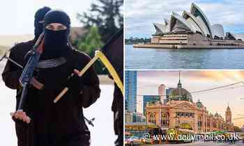 Australian embassies and capital cities now at greater risk of a terror attack after SAS report
