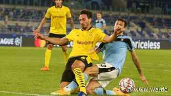 BVB gegen Lazio Rom: Übertragung der Champions League live im TV, Stream und im Live-Ticker