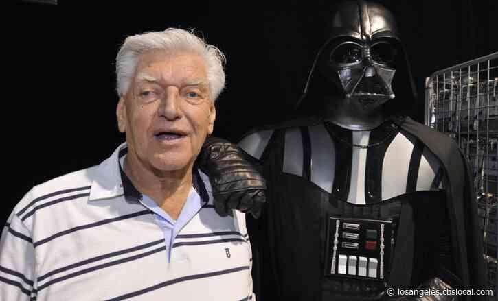Darth Vader Actor David Prowse Dies At Age 85