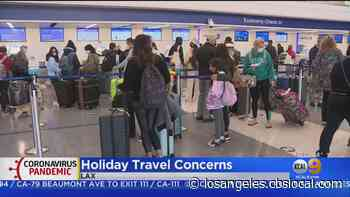 As Many Return Home Following Thanksgiving, Concerns Linger Over Spread Of COVID-19