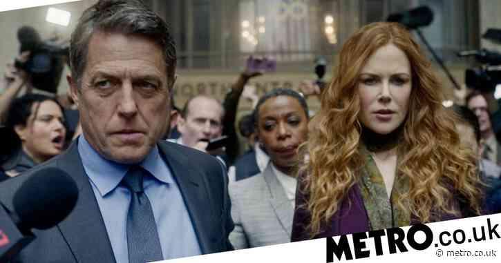 The Undoing star Nicole Kidman wants Travis Scott's theories on who killed Elena Alves