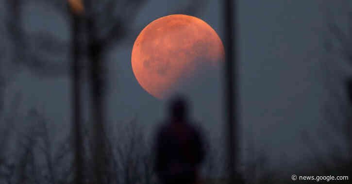 Watch a Lunar Eclipse, or at Least Try To - The New York Times