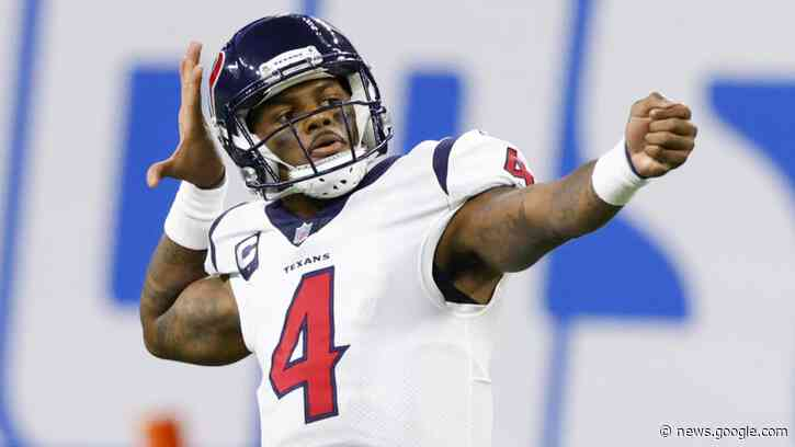 Lions fans donate to Deshaun Watson's charity in droves after Texans' win - NFL.com