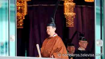 Cancelan tradicional saludo de Año Nuevo del emperador nipón por COVID-19 - Noticieros Televisa