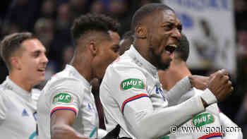 Toko-Ekambi scores and bags assists to inspire Lyon to victory over 10-man Reims