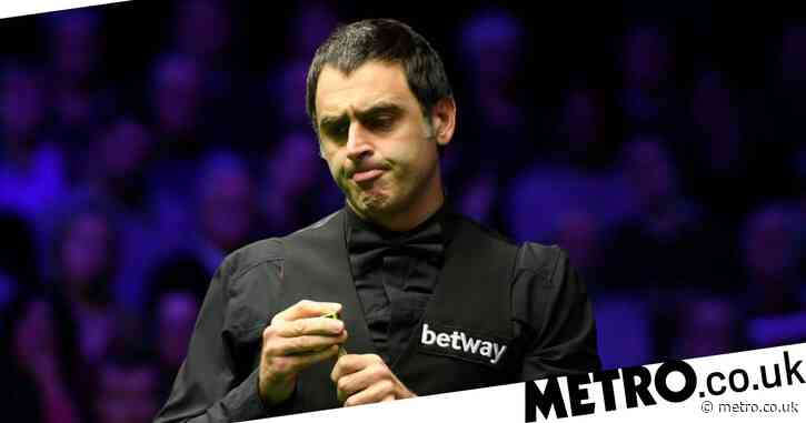 Ronnie O'Sullivan hails Alexander Ursenbacher after shock UK Championship loss