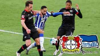 Hertha ermauert sich Punkt in Leverkusen