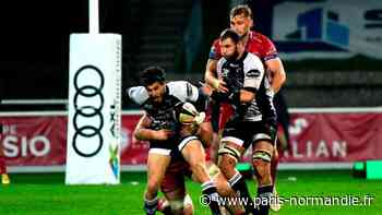 Rugby - Pro D2 : des Rouennais entrés en jeu et dans le vif du sujet - Paris-Normandie