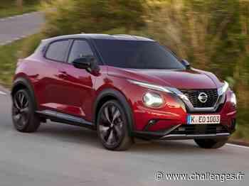 Nissan Juke: le faux frère japonais du Captur, plus vif mais rugueux - Challenges