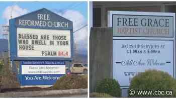 2 Chilliwack churches continue to hold services despite public health orders