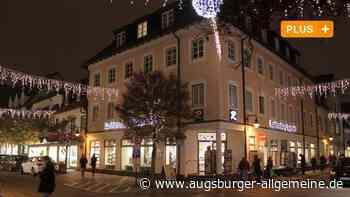 Neuburger Innenstadt: Zäher Start in die Adventszeit