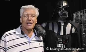 Darth Vader Actor David Prowse Dies At Age 85 - CBS Los Angeles