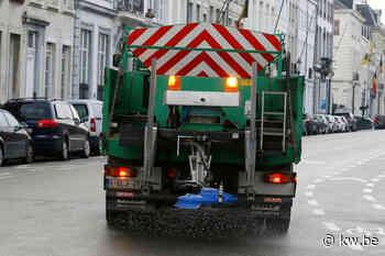 Strooiwagens rijden voor het eerst deze winter uit: opletten voor rijmplekken