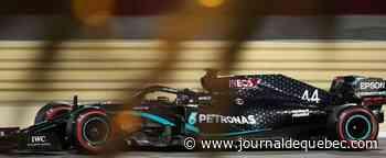 Grand Prix de Bahreïn: Lewis Hamilton triomphe, Stroll capote