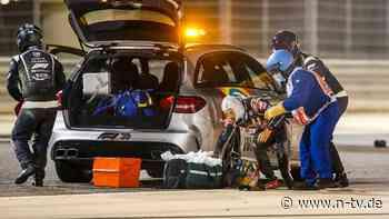 """Reaktionen auf F1-Horror-Crash: """"Dankbar, dass Grosjean in Sicherheit ist"""""""