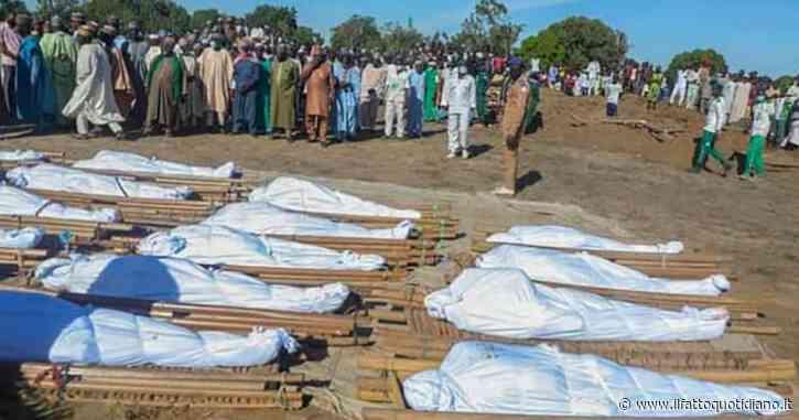 Nigeria, i jihadisti di Boko Haram sgozzano 110 contadini: uccisi mentre stavano lavorando