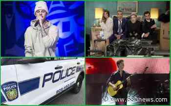 BRIGHT SPOT: Rosebud Motel for sale, Canadian Grammy nods, Shawn Mendes doc, Peel's new 4-legged officer - 680 News
