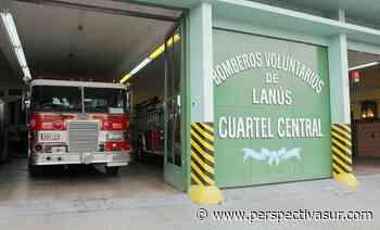 Bomberos controlaron el incendio en depósito de Gerli Este - Perspectiva Sur