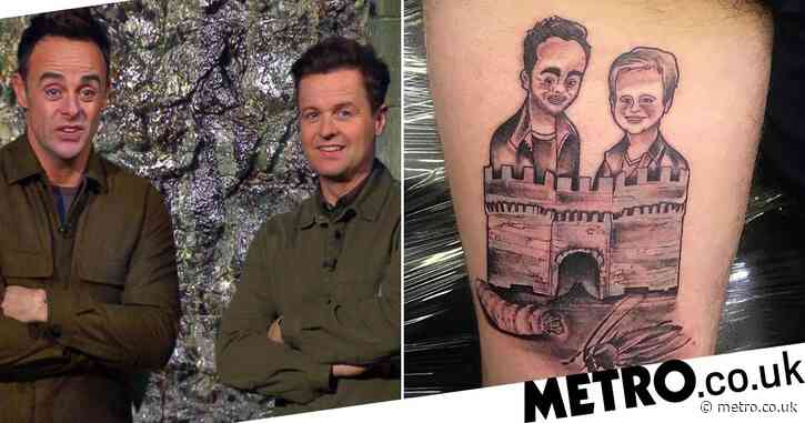 I'm A Celebrity 2020: Super-fan gets nephew to tattoo Ant and Dec on his leg