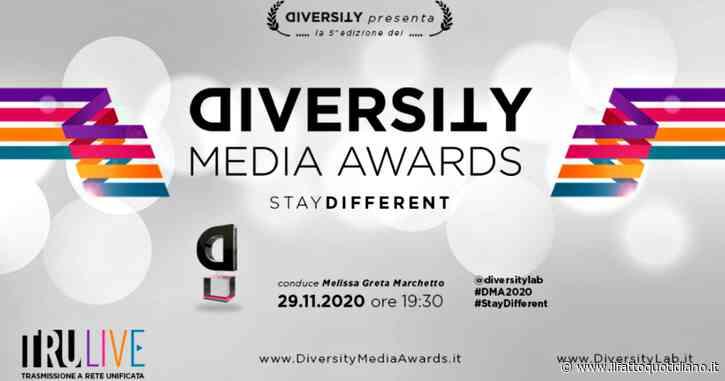 Diversity Media Awards 2020: stampa e personaggi dello spettacolo contro le discriminazioni. Segui la diretta