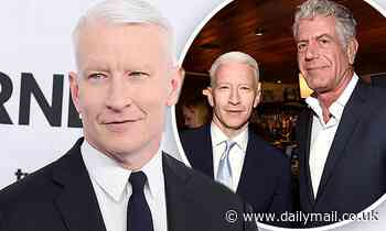 Anderson Cooper looks back on his friendship with the late Anthony Bourdain: 'He is so, so missed'