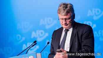 AfD-Parteitag: Meuthens Kritiker machen sich Luft
