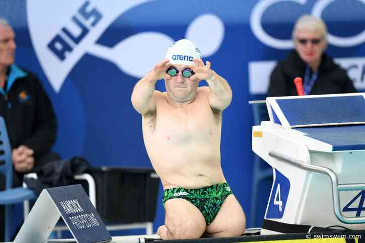 Para Swimming World Records Fall At Aussie Virtual C'ships