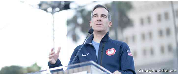Protesters Descend On Garcetti's House For 6th Consecutive Day
