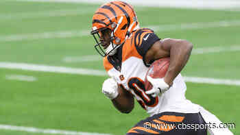 Bengals' Brandon Wilson torches Giants with record-setting 103-yard touchdown return in Week 12