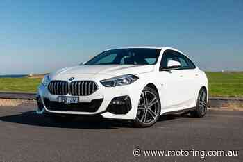 BMW 218i Gran Coupe 2020 Review