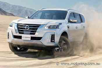 New Nissan X-Terra unveiled
