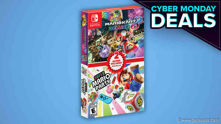 Nintendo Switch Game Bundle Will Get Big Cyber Monday Discount Tomorrow