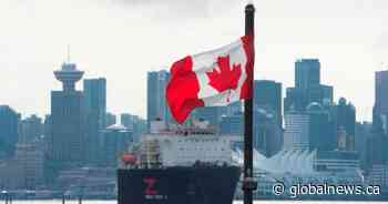 B.C. coast braces for heavy winds Sunday and Monday