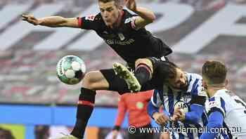 Leverkusen miss chance to go second - The Border Mail