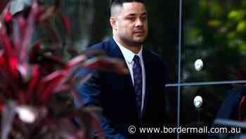 Hayne to continue rape trial testimony - The Border Mail