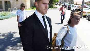 De Belin jury to resume deliberations - The Border Mail