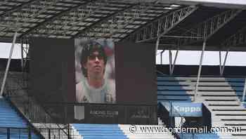 Argentine prosecutors probe Maradona death - The Border Mail