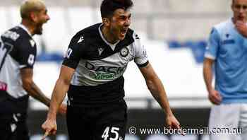 Lazio stunned by Udinese in Serie A - The Border Mail