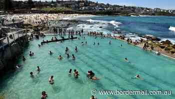 Change brings relief from record NSW heat - The Border Mail