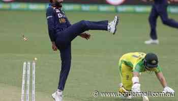 Warner already testing India bowling depth - The Border Mail
