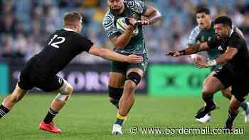 Wallabies aiming to finish year on a high - The Border Mail