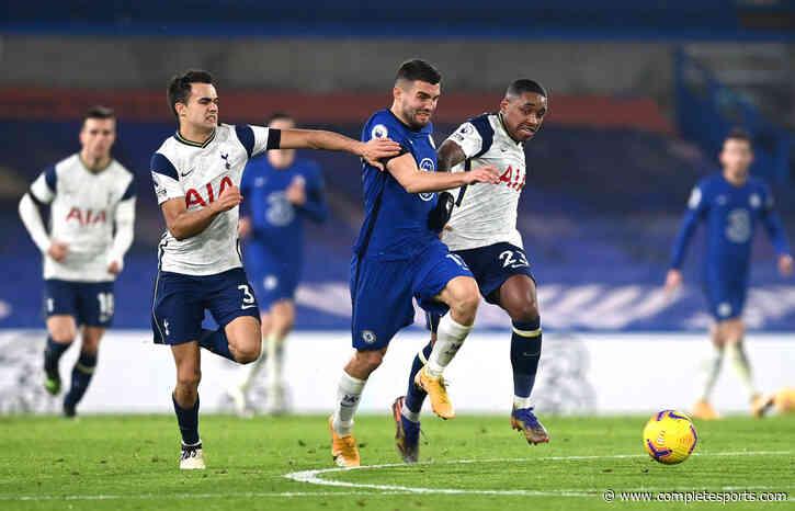 Premier League: Spurs Go Top After Draw Vs Chelsea