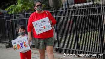 Liveblog: ++ New Yorks Grundschulen dürfen öffnen ++