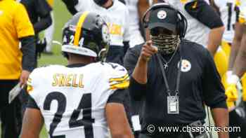 Steelers hold Sunday practice, Mike Tomlin says Benny Snell will be Week 12 featured back vs. Ravens
