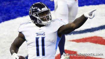 NFL Week 12 scores, highlights, updates, schedule: A.J. Brown, Jacoby Brissett score in Titans-Colts shootout
