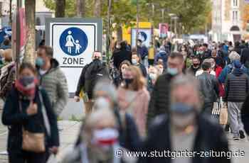 Coronavirus in Stuttgart - Neue Höchstwerte in der Landeshauptstadt erreicht - Stuttgarter Zeitung