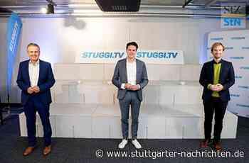 Video zur OB-Wahl in Stuttgart - Die drei Top-Kandidaten diskutieren ein letztes Mal - Stuttgarter Nachrichten